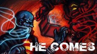 """He Comes"" by Chris Phoenix"