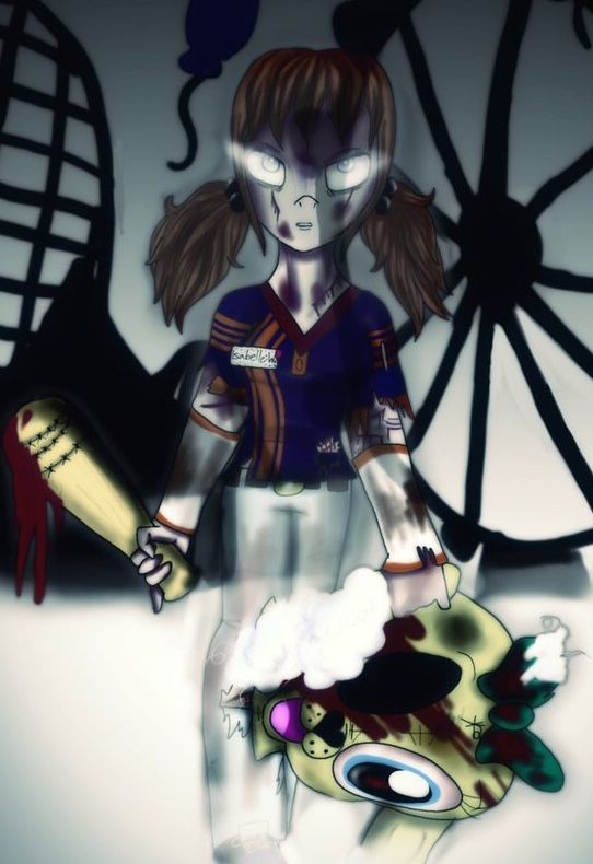 The Ghost Of Shelly S Carnival Creepypasta Files Wikia