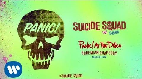 Panic! At The Disco - Bohemian Rhapsody (from Suicide Squad The Album) (Audio)