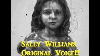 Sally Williams Creepy Pasta Voice