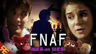 FNAF the Musical Web of Lies (feat. Adrisaurus) by Random Encounters