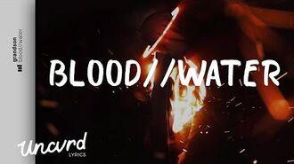 Grandson - Blood Water (Lyrics Lyric Video)