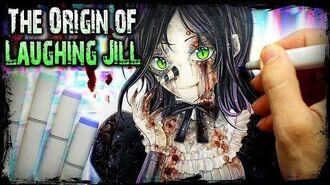 Laughing Jill- STORY - Drawing + Creepypasta