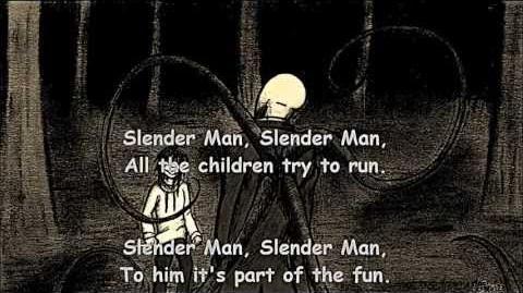 Slender Man -Song wirh Lyrics--0