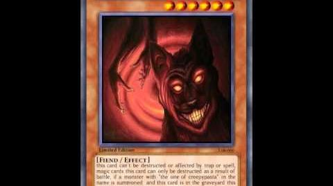 Creepypasta Land Yu Gi Oh Cards Download