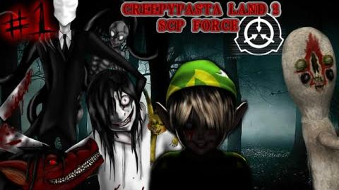 CREEPYPASTA LAND 2 SCP FORCE - DEMO - BEST CREEPYPASTA GAME EVER!