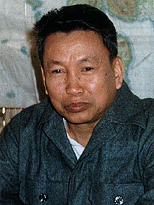 pol pot and radical communist movement Ieng sary or brother no 3,  he met pol pot again and joined the french communist party  he and pol pot fled to the jungle to start a guerrilla movement,.