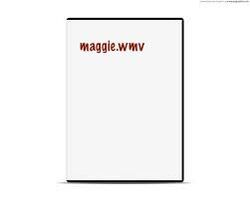 Maggie DVD front