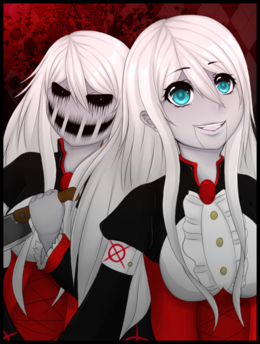 Creepypasta the fighters ally the slender doll by maxgomora1247-d7twiy6