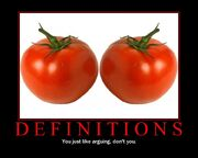 Definitions-demotivator
