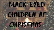 """Black-Eyed Children At Christmas"" By Austin DR"