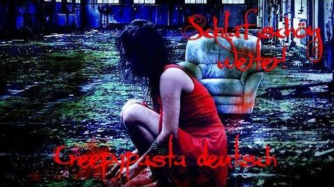 -CREEPYPASTA- Schlaf schön weiter von Aylo - grusel Hörspiel Horror Hörbuch -Sprecherin Sicanda-