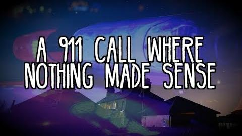 """A 911 Call Where Nothing Made Sense"""
