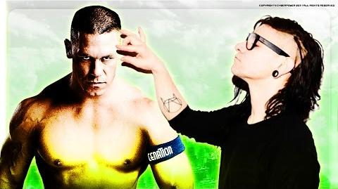 Skrillex - Cenarang (John Cena - Bangarang FULL Remake)