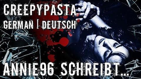 Annie96 schreibt ✽ is typing ✽ Creepypasta german ✽ Gruselgeschichte ✽ Deutsch -SeelenSplitter-