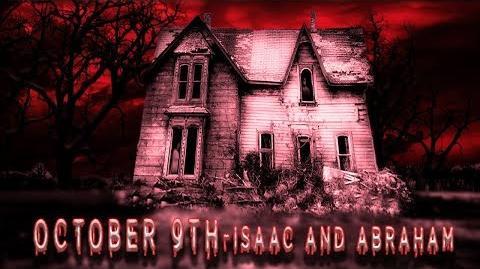 """""""October 9th-Isaac and Abraham"""" by Ryan Brennaman"""