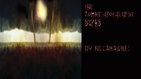 The Zombie Apocalypse Sucks