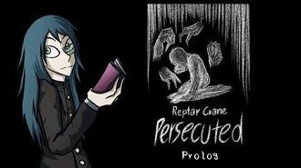Persecuted - Prolog -Hörbuch - Horror-