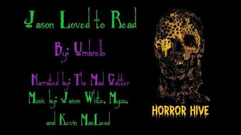 """""""Jason Loved to Read"""" Written by Umbrello Narrated by The Mad Catter-0"""