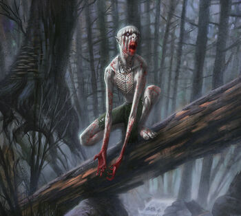 Wendigo by faxtar-d57co0n