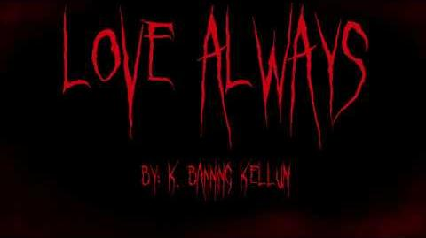 Love Always By K