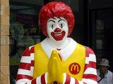 El fin de Ronald McDonald's