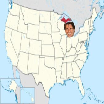 Tom Hanks is Michigan