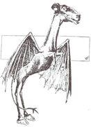 Jersey Devil Philadelphia Post 1909