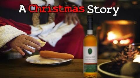 """""""A Christmas Story"""" Creepypasta Wikia Creepy Story"""