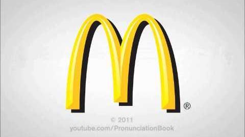 How To Pronounce McDonald's Glyph
