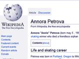 Annora Petrova