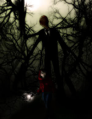 Slender Man by Gaara Monster