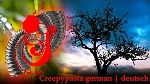 Baumeln CREEPYPASTA german grusel Hörspiel Horror Hörbuch Deutsch Sprecherin Sicanda