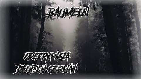 Baumeln ~ Creepypasta Deutsch German