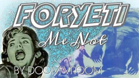 Foryeti me Not - Written by Doom Vroom