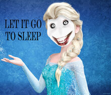 Let It Go To Sleep