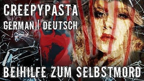 Beihilfe zum Selbstmord ✽ Creepypasta german ✽ Gruselgeschichte ✽ CP Deutsch -SeelenSplitter-