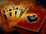 El juego de las cartas