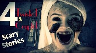 4 Twisted & Cryptid Scary Stories