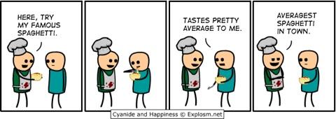 Averagespaghetti