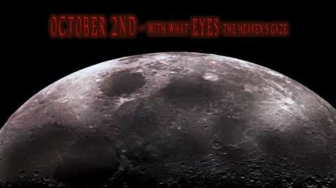 """""""October 2nd - With What Eyes the Heavens Gaze"""" by Ryan Brennaman"""
