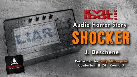"""""""Shocker"""" by J"""