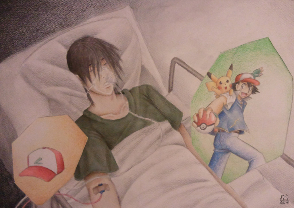 Pokemon lemon fanfiction ash and delia