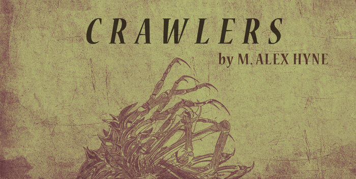 CRAWLERS - Banner