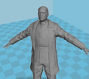 Hitler Model Grey