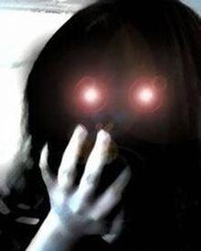 Los ojos iluminados