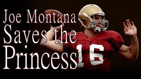 """Joe Montana Saves the Princess"" by K. Banning Kellum - Creepypasta"