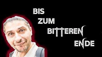 """,,Bis zum bitteren Ende"""" Creepypasta German Deutsch"""