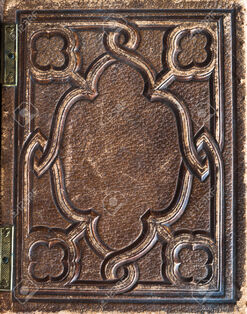 40372256-old-vintage-antiquarian-leather-book-cover-background-Stock-Photo