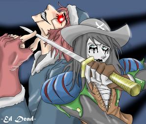 Nathanrael y puppet hunter